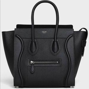 Celine Bags - Celine micro luggage
